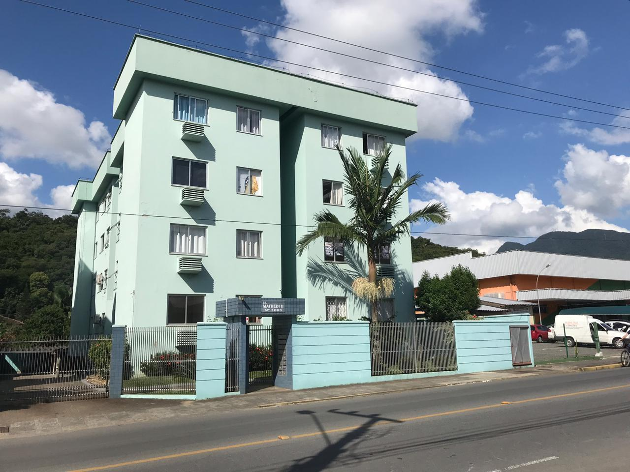 Código: 2884 Edifício Mathedi II – Nova Brasília – M.I nº 40.080