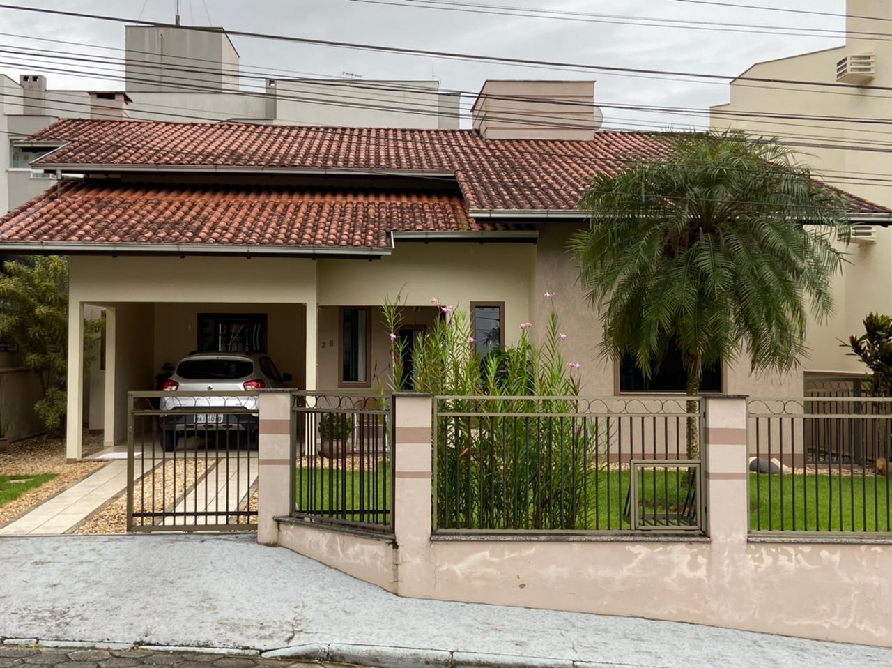Casa à venda em Jaraguá do Sul no bairro Vila Nova- Cód. 1938