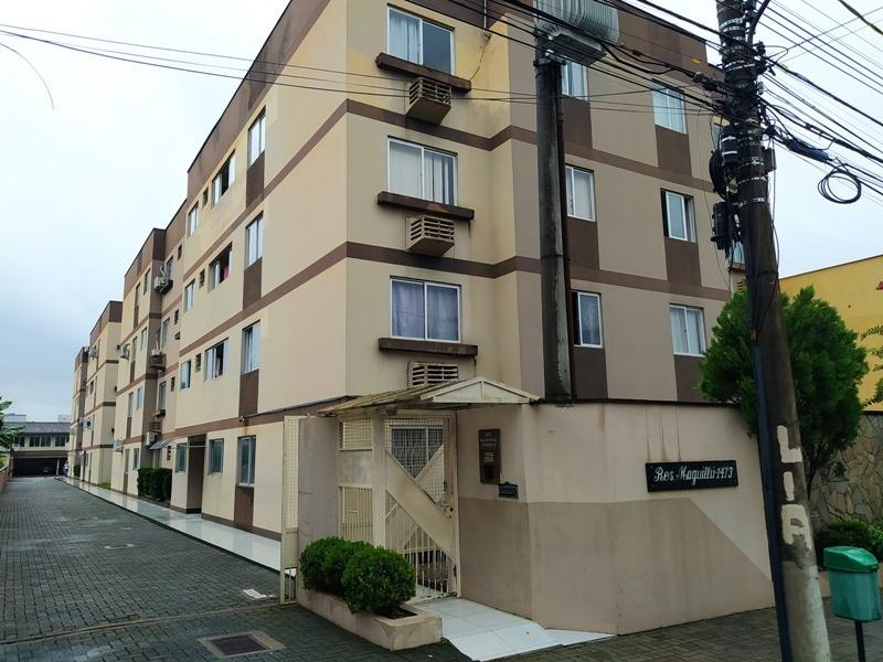 Apartamento com 2 quartos à venda em Jaraguá do Sul – cód. 3040