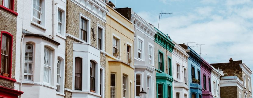 O que são casas geminadas